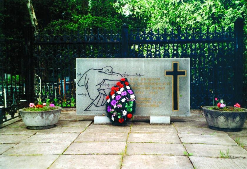 Unvergessen - ein Denkmal in Berlin