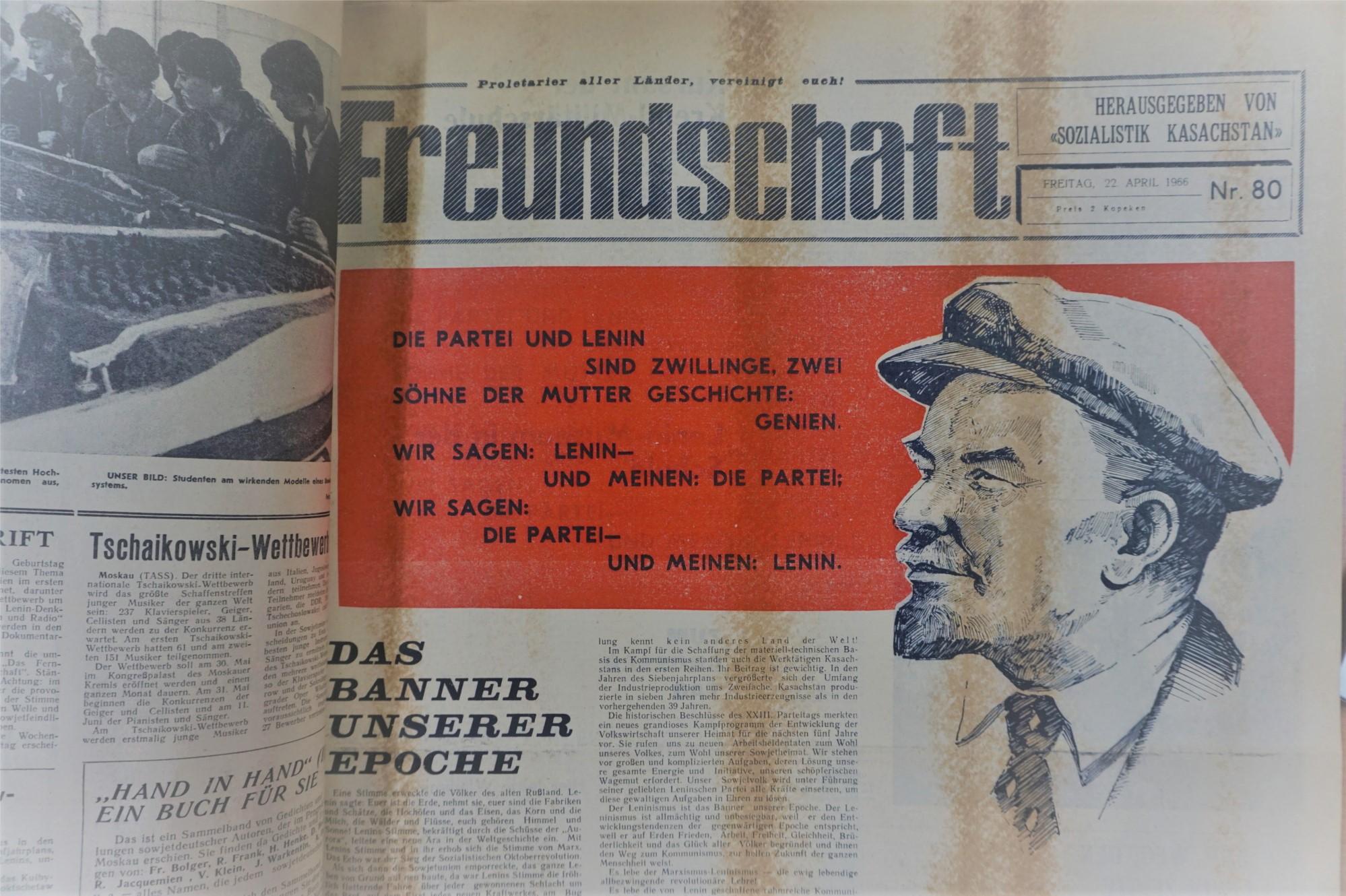Deutsche Aus Russland Scherben Sammeln